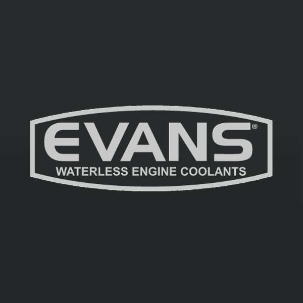 RPS Recommends Evans Waterless Engine Coolants