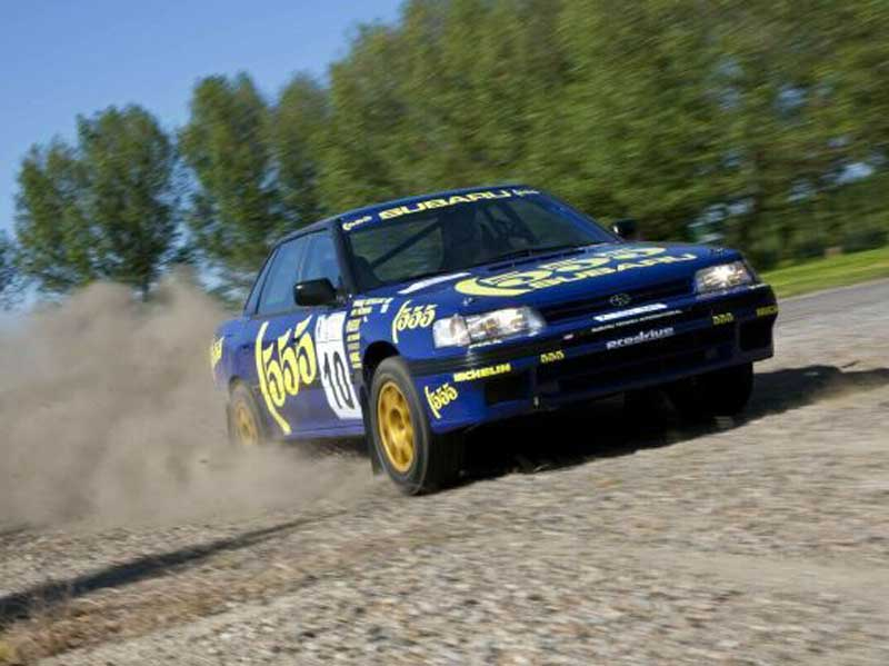 RPS World Rally Championship ProDrive Built Subaru