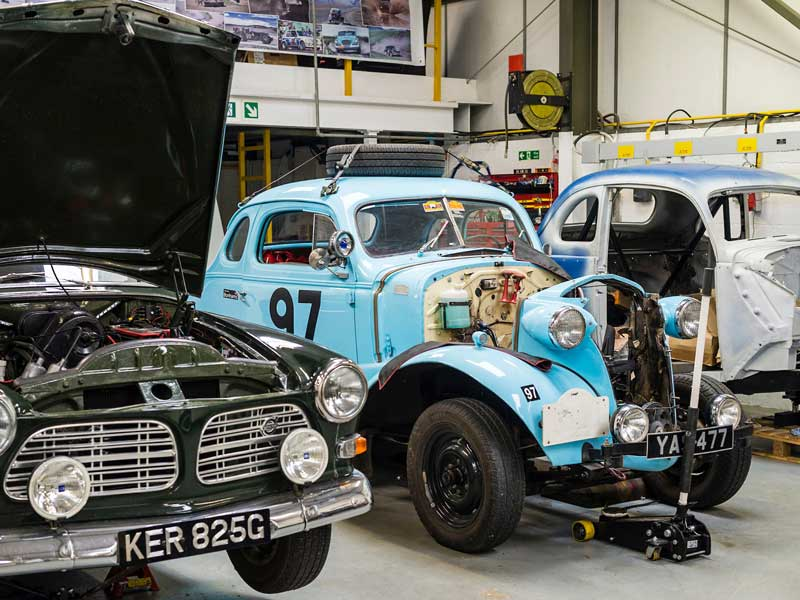 RPS Car Restoration - RPS - Rally Preparation Services