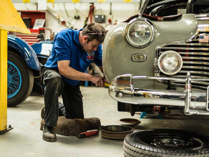 RPS Workshop Car Maintenance