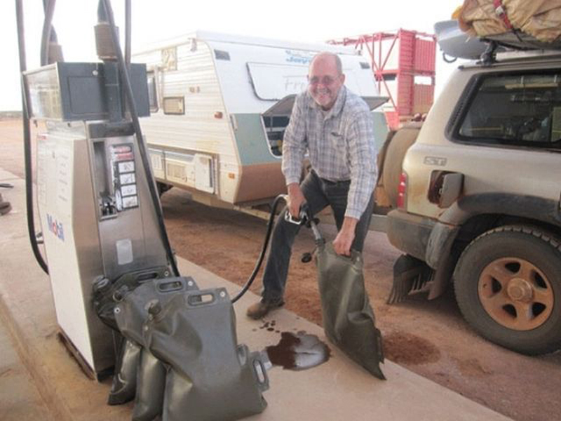 RPS Store 20 Litre Jerry Can