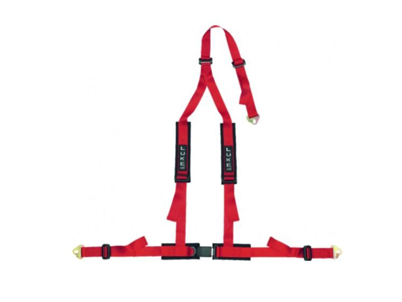 LUKE g-max-sports-harness-red