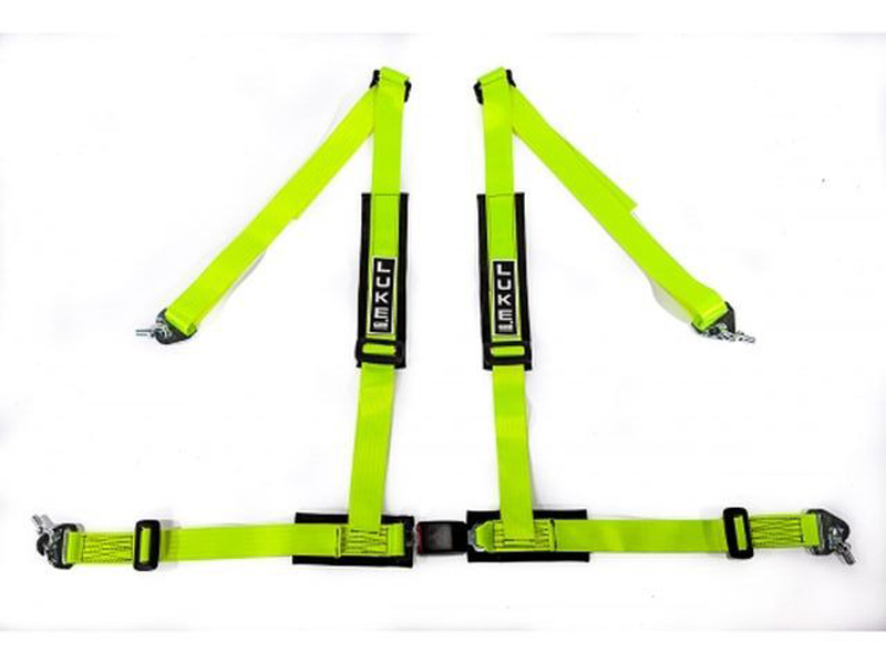 LUKE gm4-sports-road_track-day-safety-harness-green