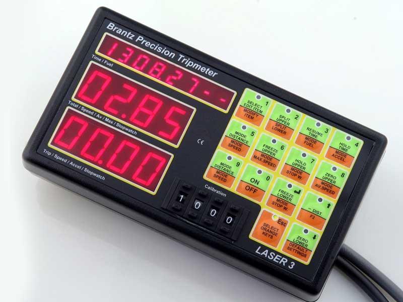 Brantz Rallymeter laser-3-br34