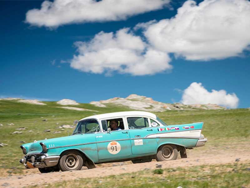 RPS Prescott Hill Climb Car
