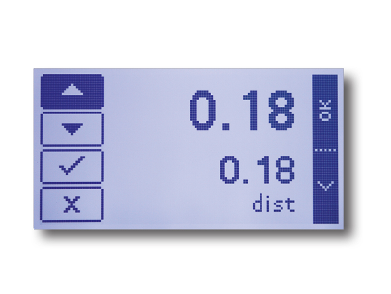 monit rally q10_front trip meter
