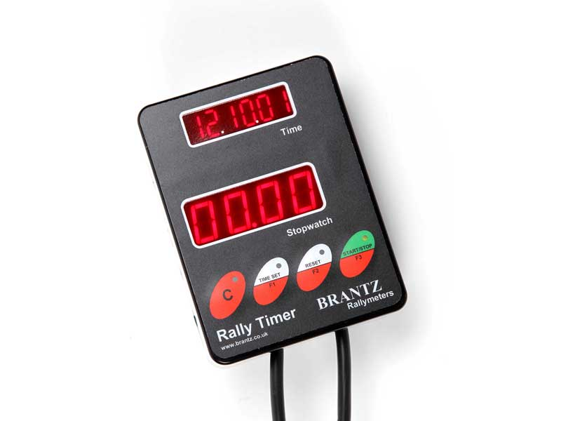 Brantz Rallymeters rally-timer-plus-br32