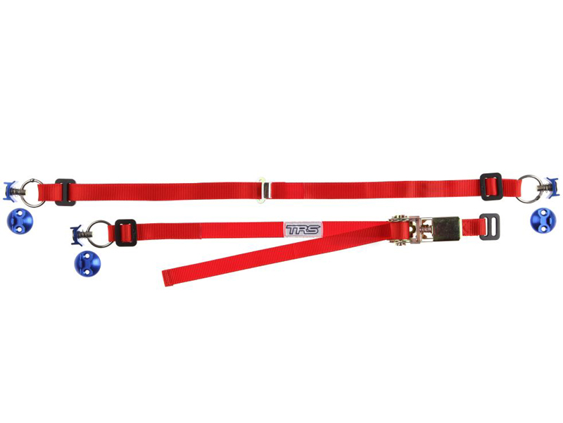 RPS Store spare-wheel-strap-adjustable-quick-release-red