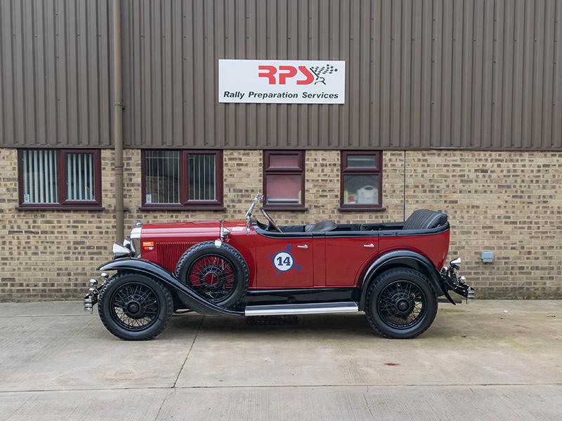 1929 Buick 25 Vintage Endurance Rally Car | Price £35,000 - RPS ...