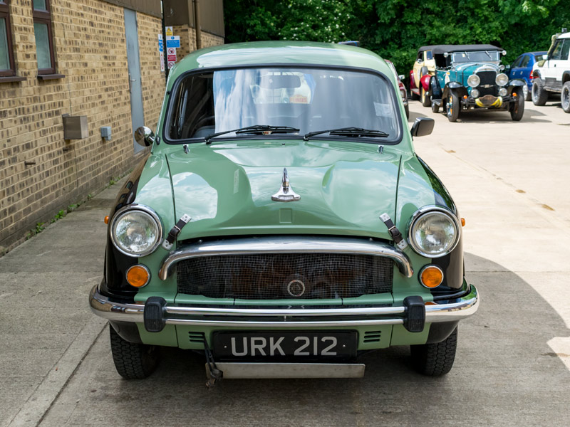 1958 Morris Oxford Endurance Rally Car | Price £25,000 - RPS - Rally ...