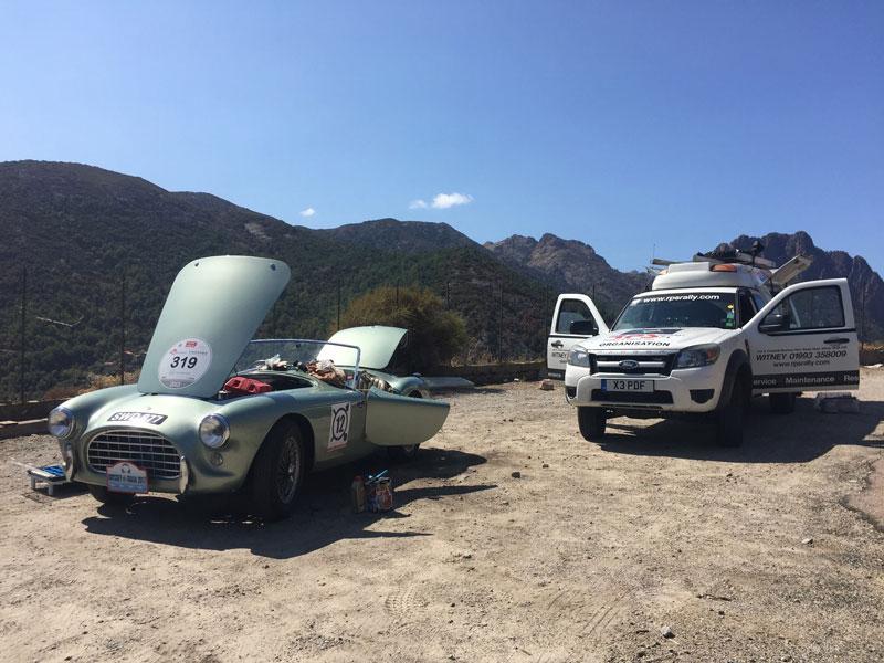 Odyssey Italia RPS Crew