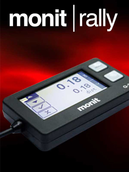 RPS Rally Preparation Service - Monit Rally Products