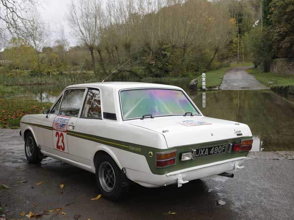 RPS - Rally Preparation Services - Classic Cortina Monte Carlo Cortina Adventure
