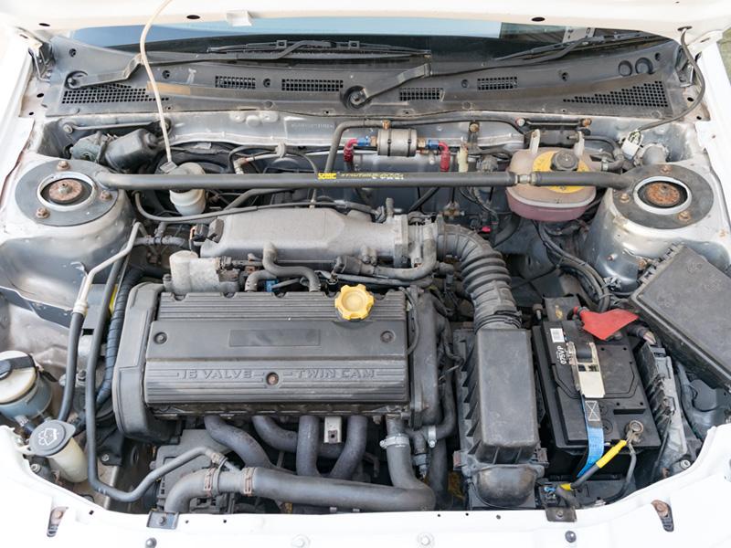 MG ZR Rally Car 1.8 VVC Engine - RPS - Rally Preparation Services