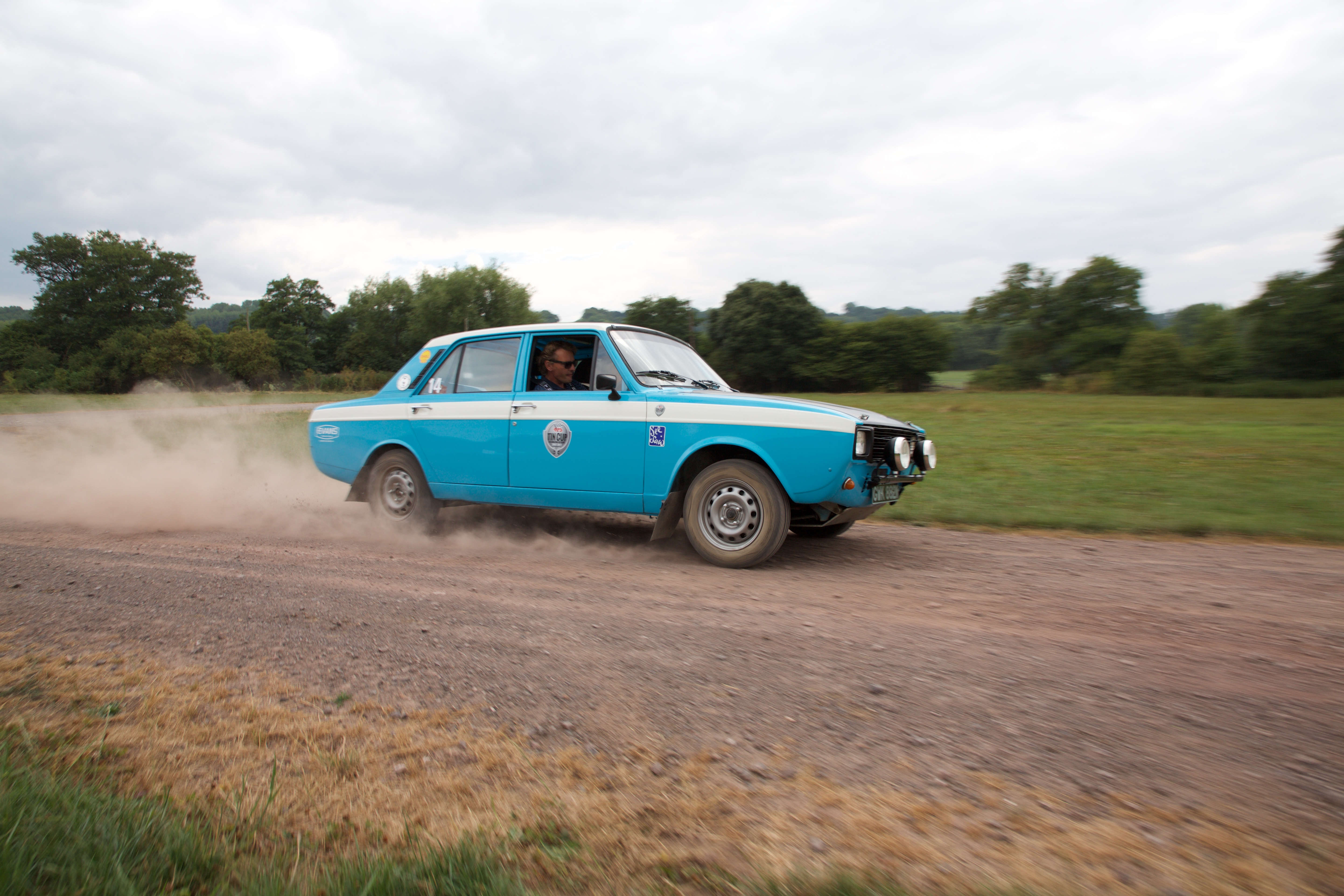 Rally Preparation Services Tin Cup Trial - Day 1 Report and Results