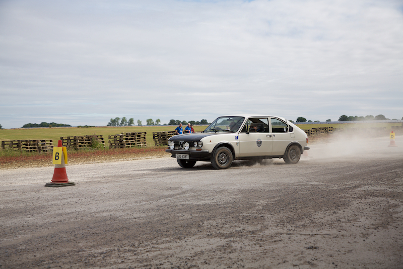 Rally Preparation Services Tin Cup Trial - Day 2 Report and Results
