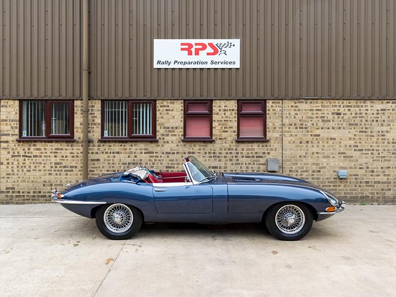 Classic Car For Sale 1963 Jaguar Series 1 E-type 3 8