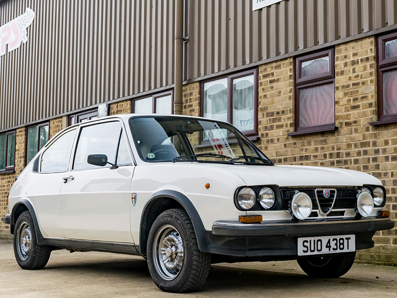 Classic Car For Sale Alfa Romeo Alfasud Ti Price - Alfa romeo alfasud for sale