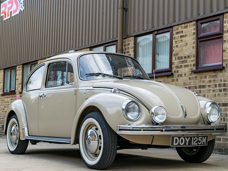 Rally Preparation Services (RPS) | Classic Car For Sale: 1974 Volkswagen Beetle 1303 | Price: £16,500