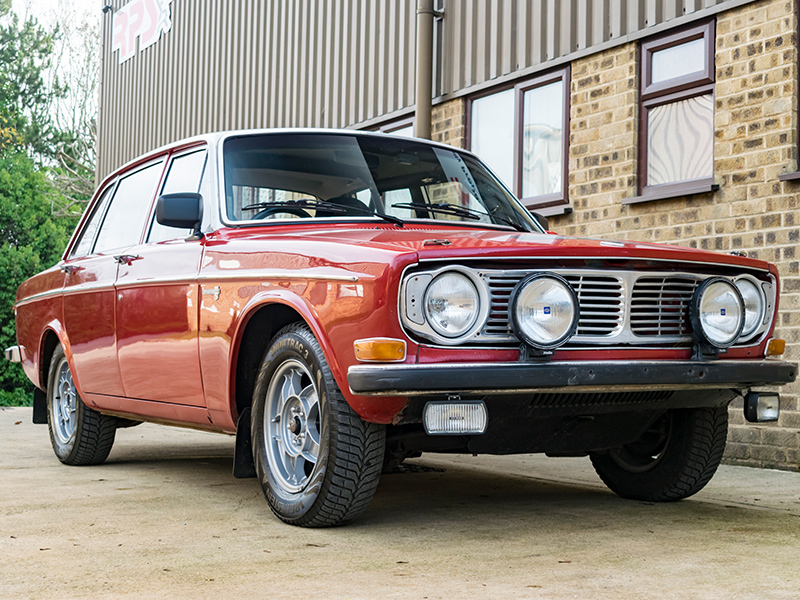 Classic Car For Sale: 1967 Volvo 144S Classic Long Distance Rally Car | Price £24,000