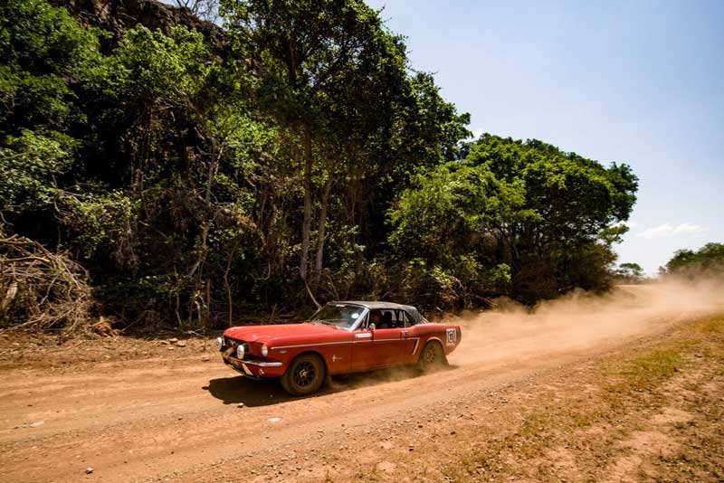 Rally Preparation Services (RPS) | Rally Round | Inaugural African Adventure