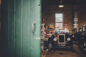 Petrolicious Meeting at Bicester Heritage