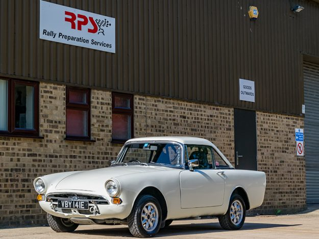 Rally Preparation Services Rps Rally Classic Cars For Sale