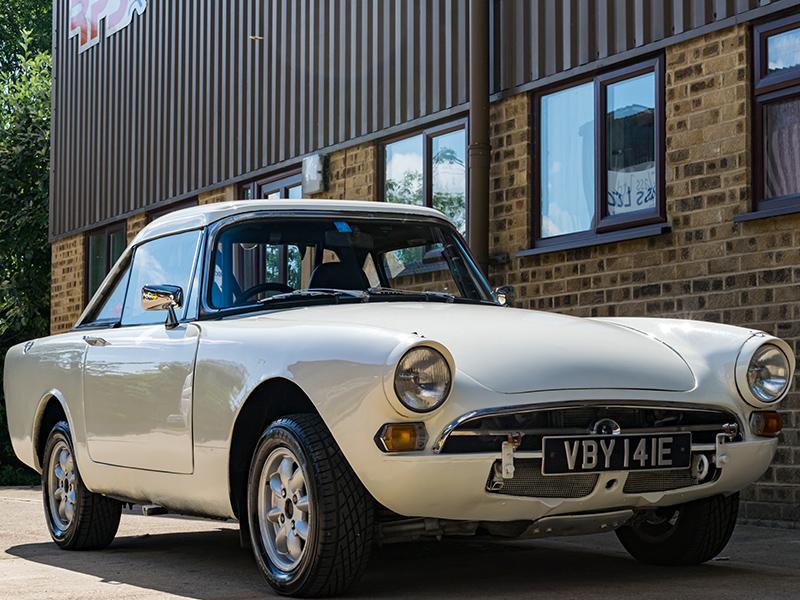Classic Car For Sale | 1967 Sunbeam Alpine MK V 1725 Classic Rally Car | Price £15,000