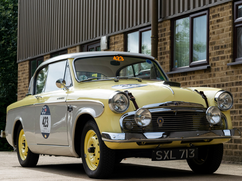 1956 MK1 Sunbeam Rapier Rally Car RPS