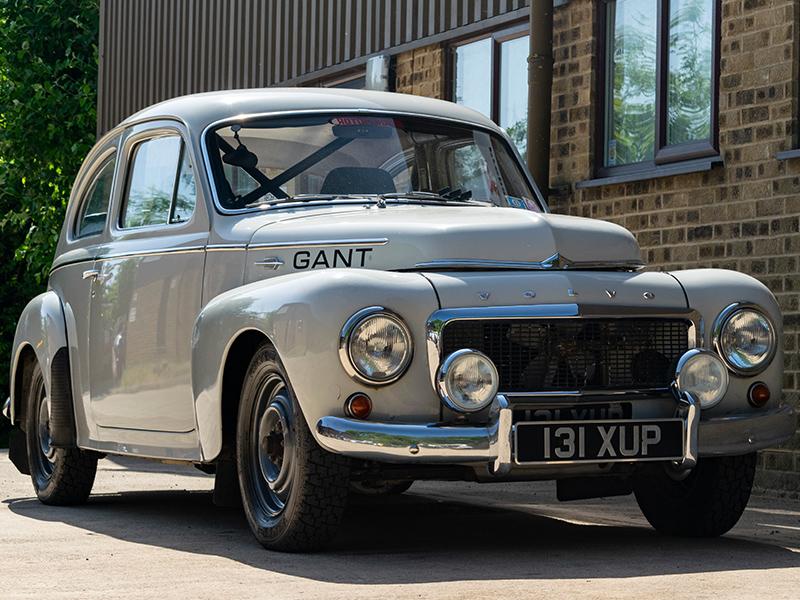 1960 Volvo PV544 Classic Rally Car - RPS