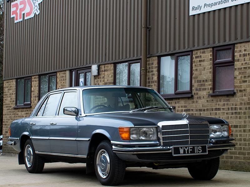 1977 Mercedes WYF IIS Outside RPS